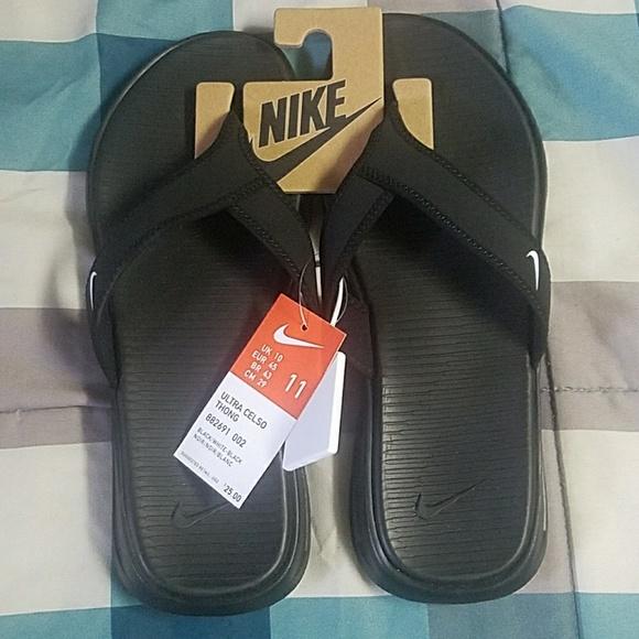 NWT Nike Flip Flops - Men's size 11 NWT